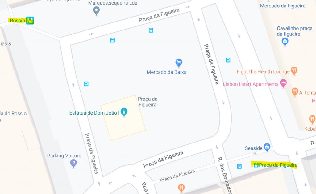 Praça da Figueiro