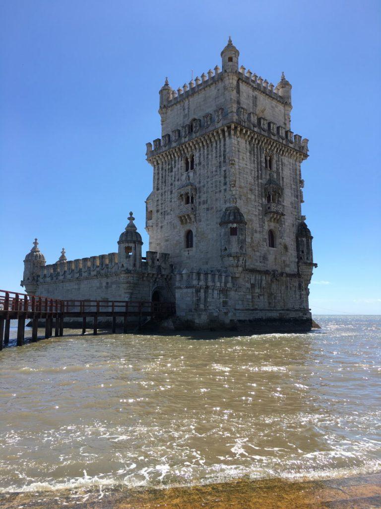 Torre di Belem sul Tago