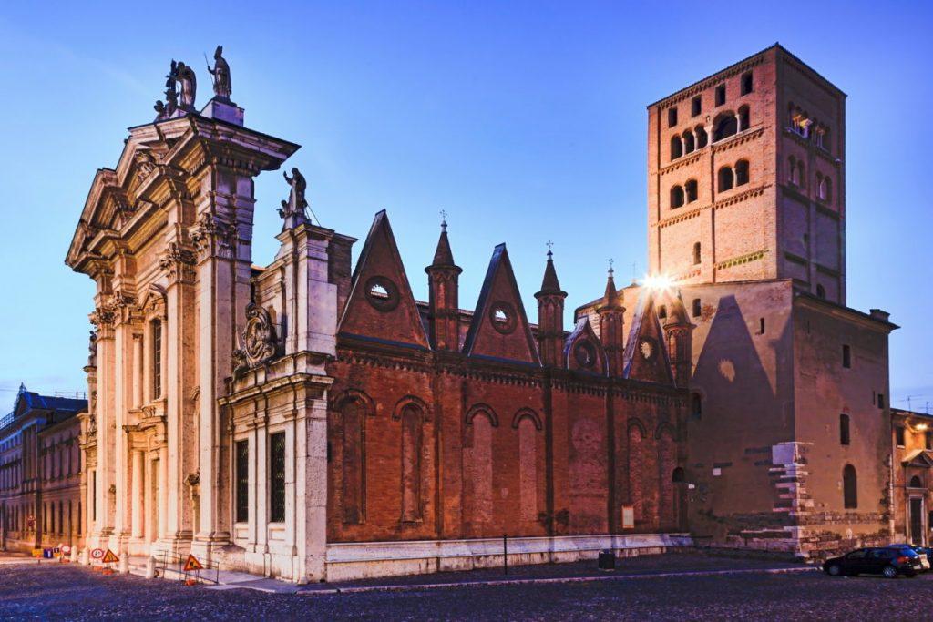 Duomo di San Pietro a Mantova