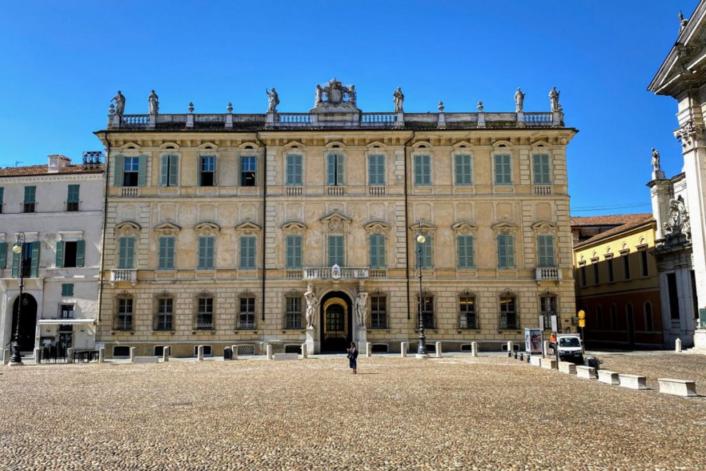 Palazzo Vescovile Mantova