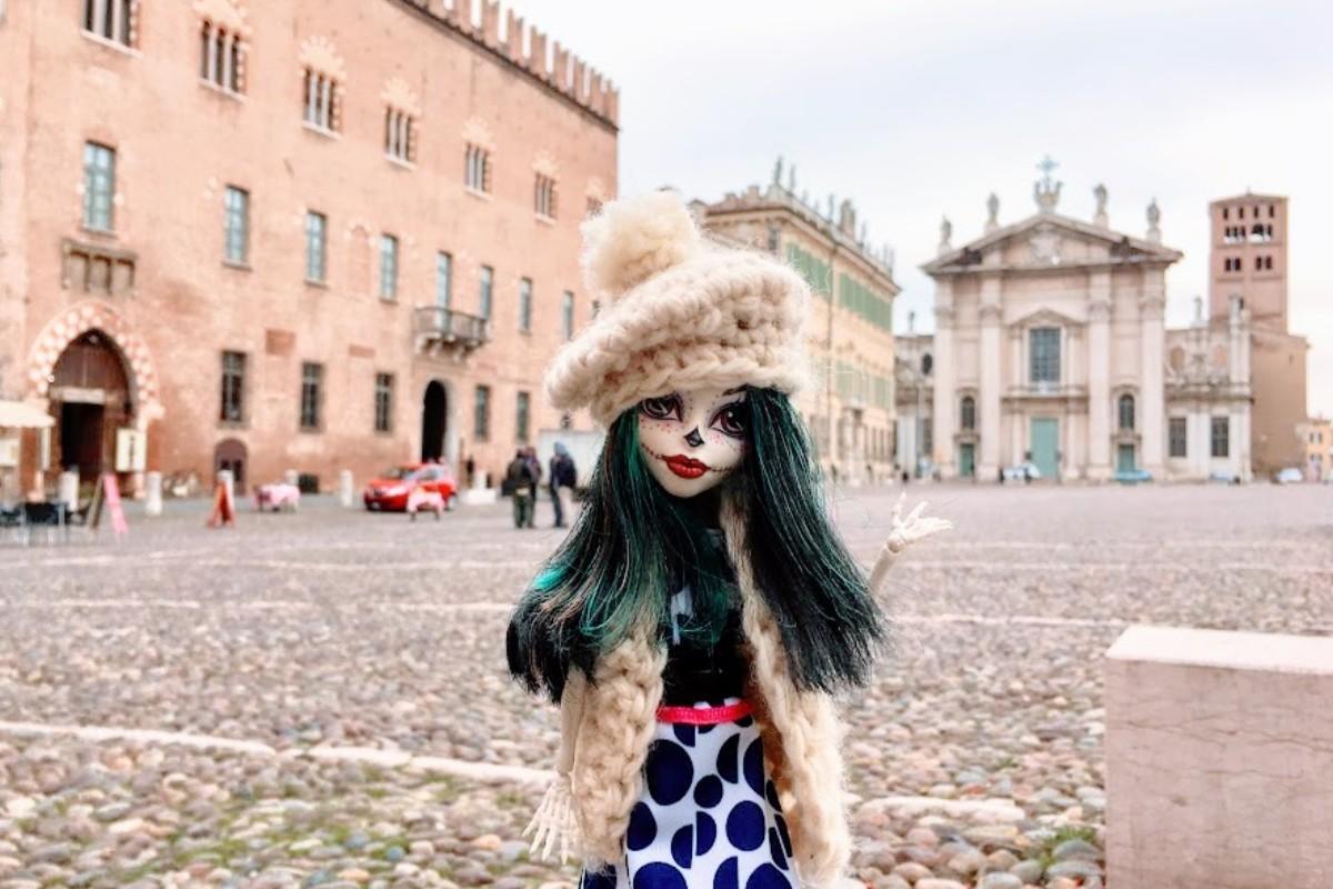 Crackita a Mantova