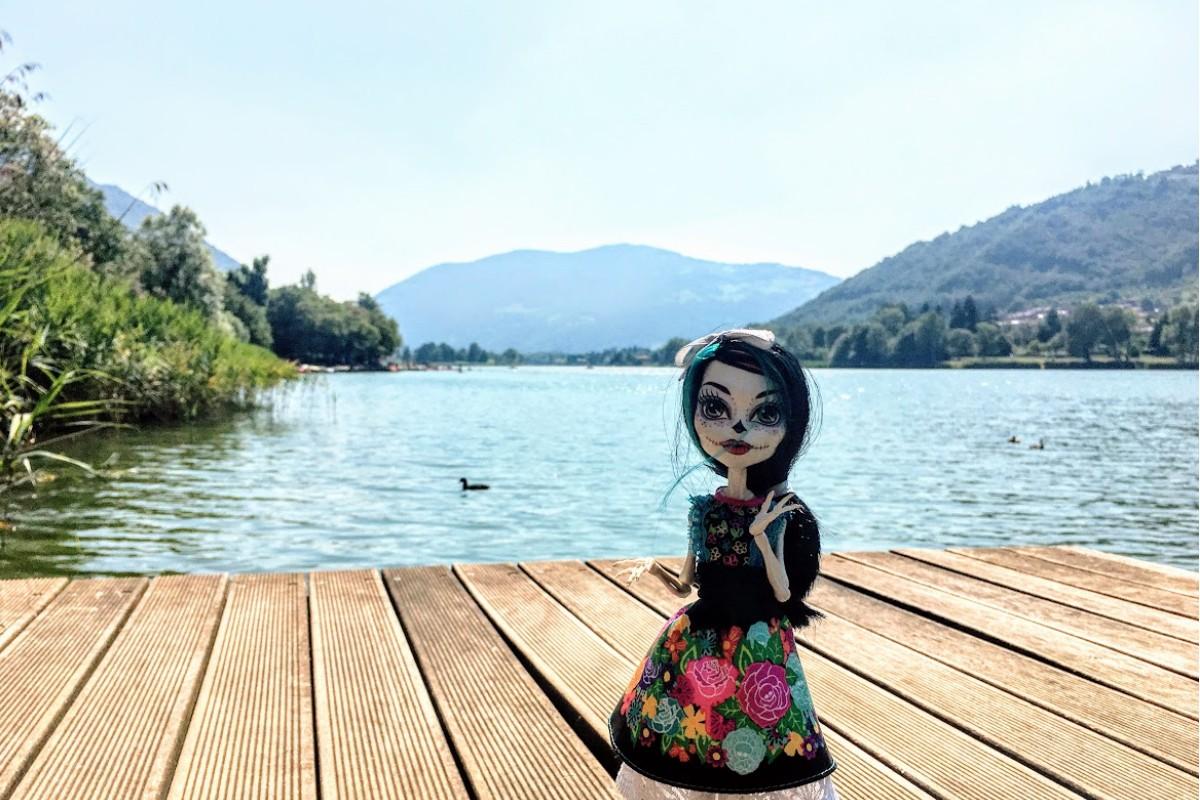 Crackita lago di Endine