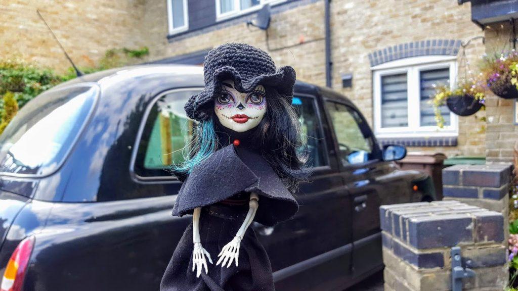 Crackita Taxi a Londra