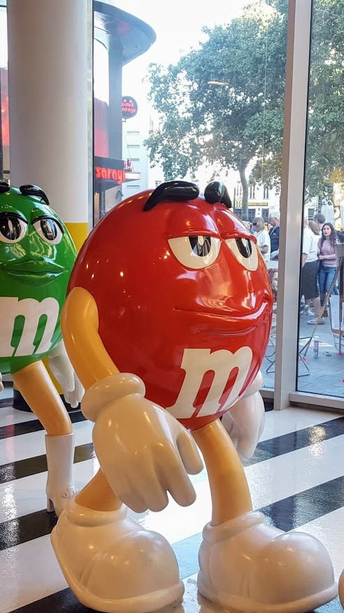 M&M Londra