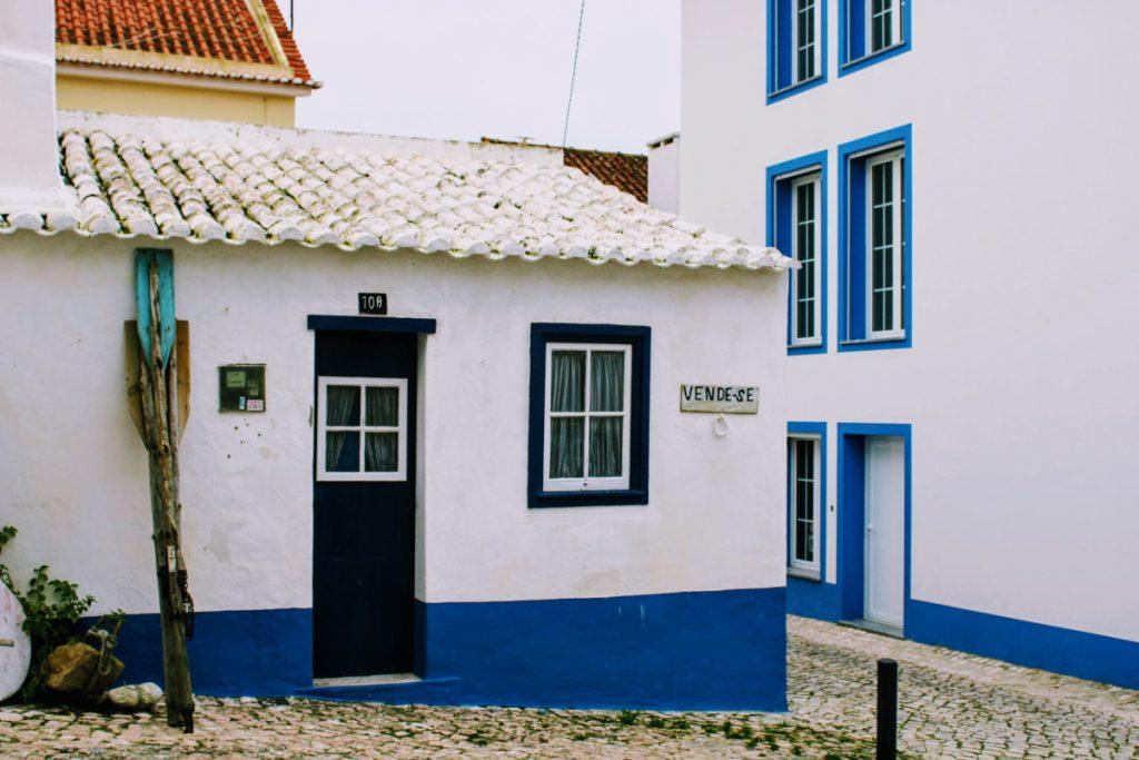 facciata museo - cosa vedere a Nazaré
