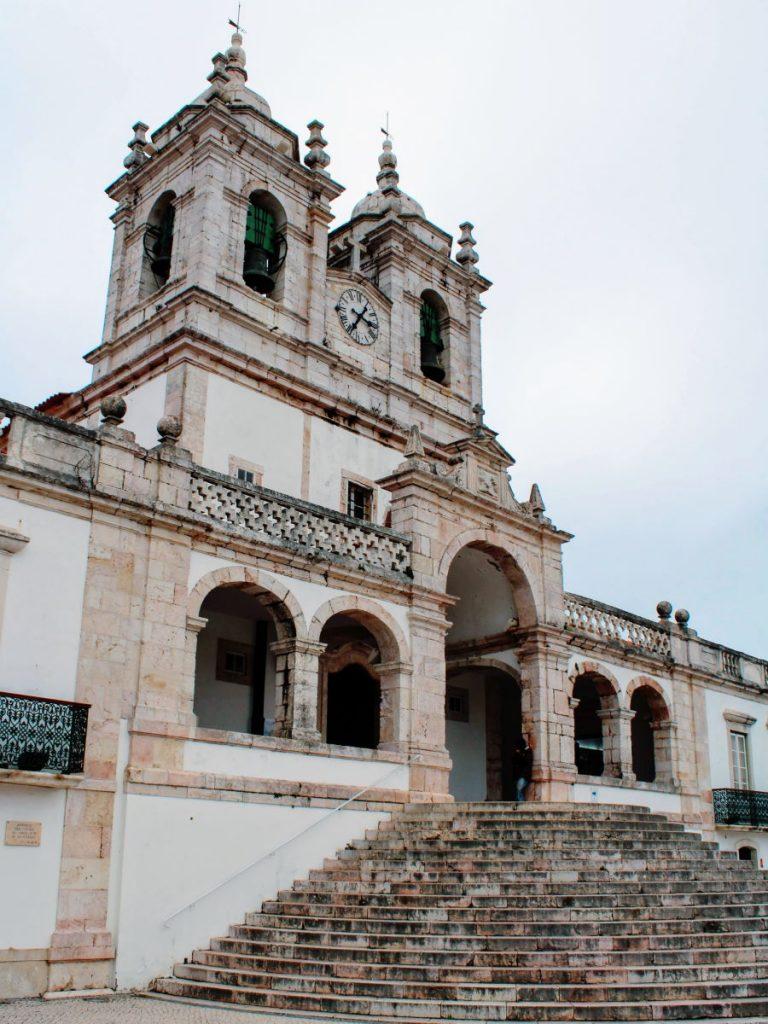Santuario cosa vedere a Nazaré