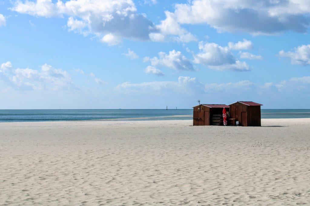 Spiaggia portinho da Arrabida