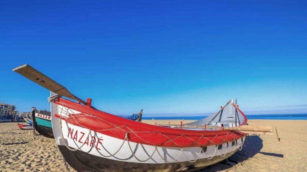 barca da pesca nazarena Cosa vedere a Nazaré