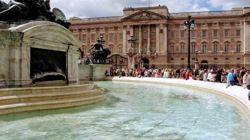 Londra fontana
