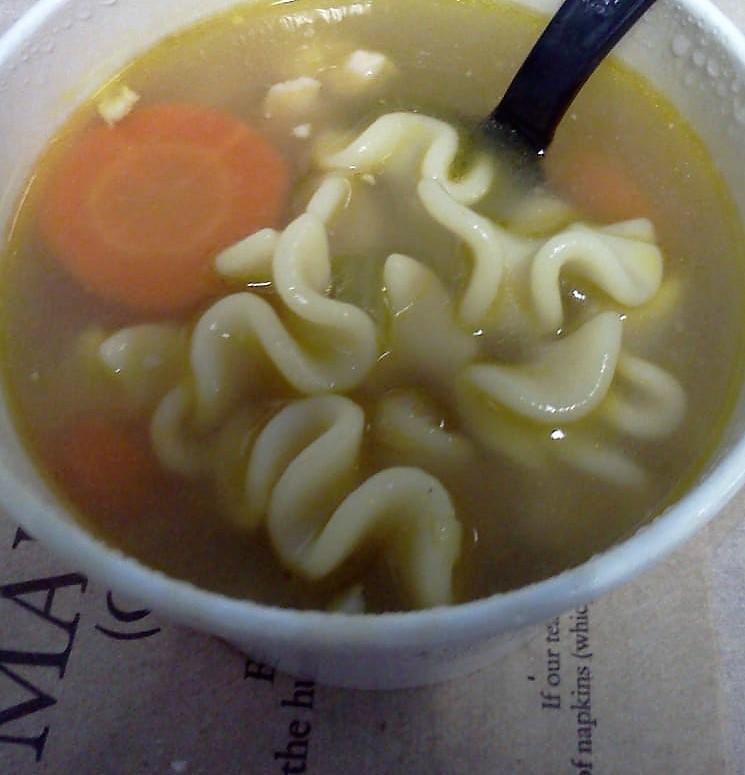 zuppa veloce