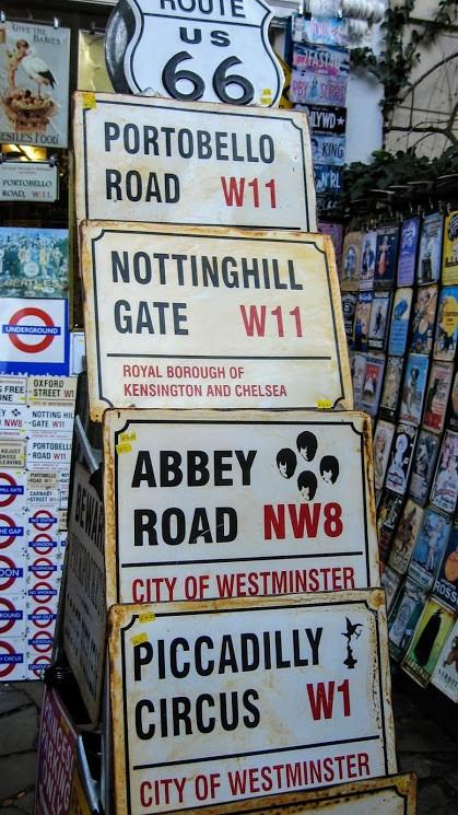 Nottinghill targhe