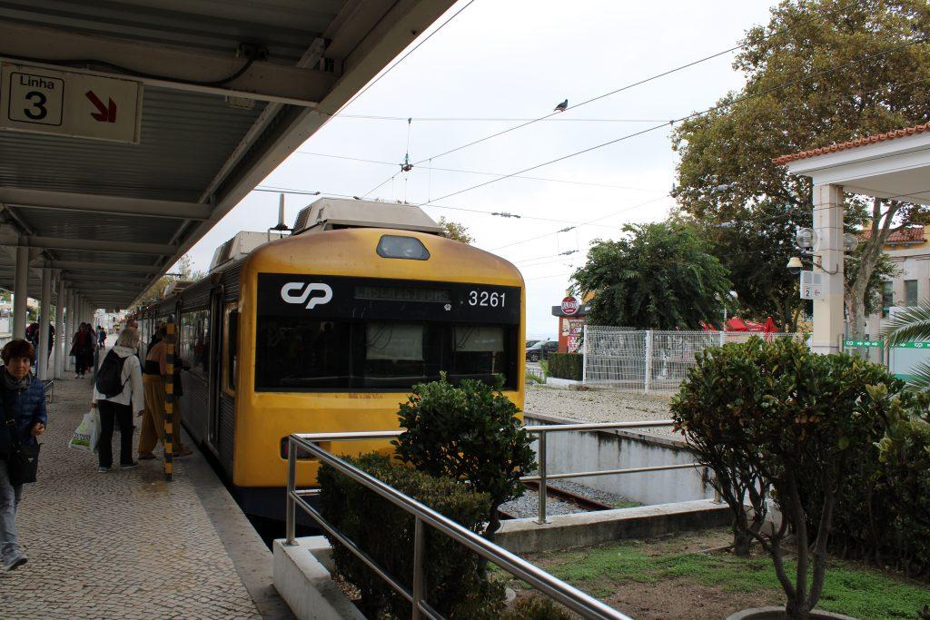 Stazione ferroviaria di Cascais