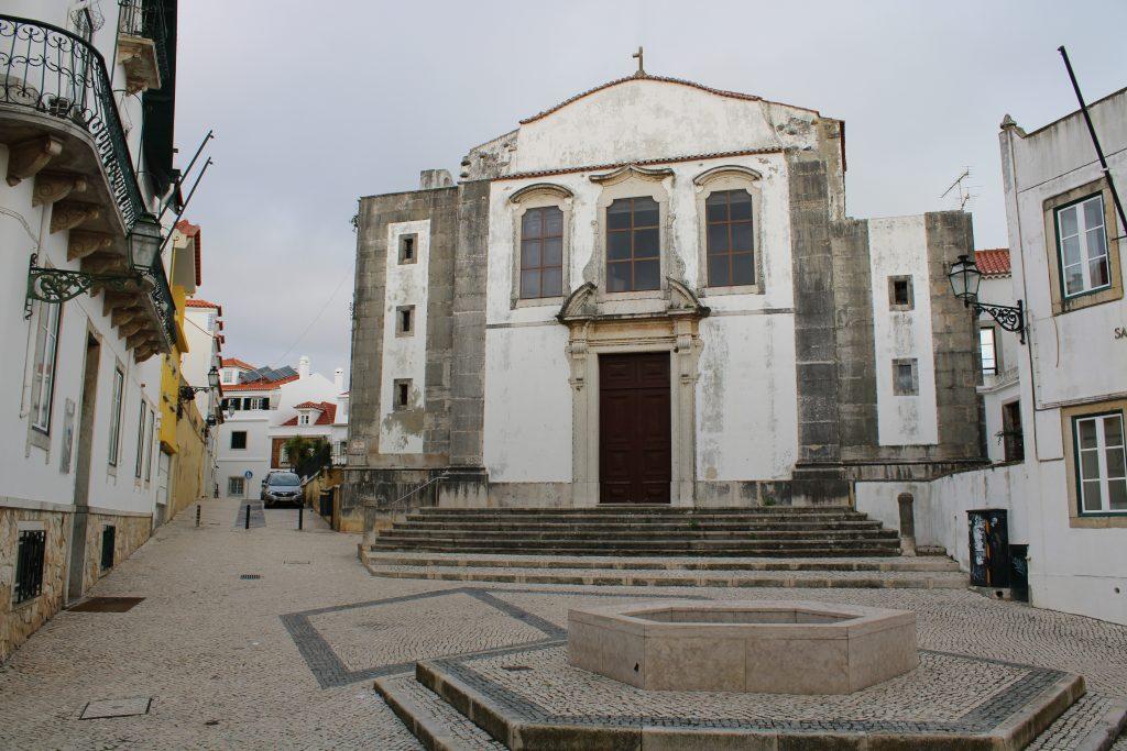 Chiesa Cattolica di Nossa Senhora da Assunção a Cascais