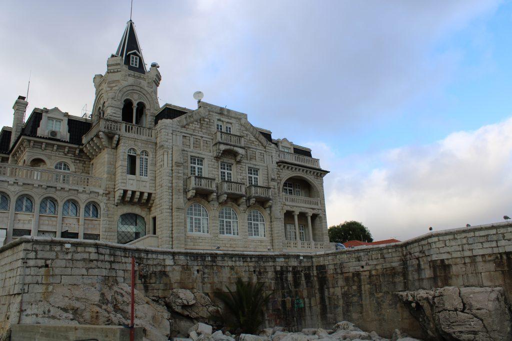 Palacio Seixas un giorno a Cascais