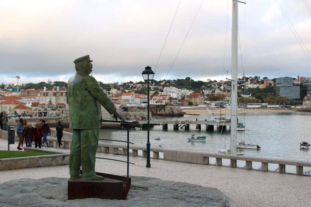 Statua Re D. Carlos de Portugal