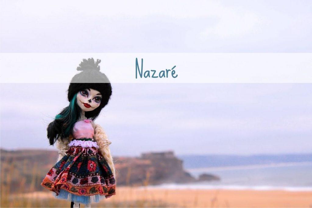 Copertina Nazaré