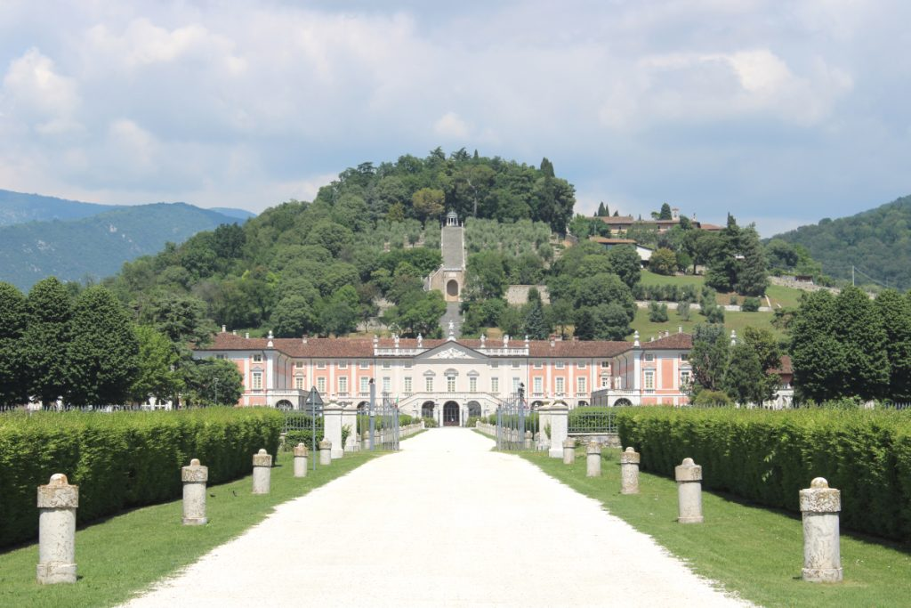Villa Fenarolli by Crackita