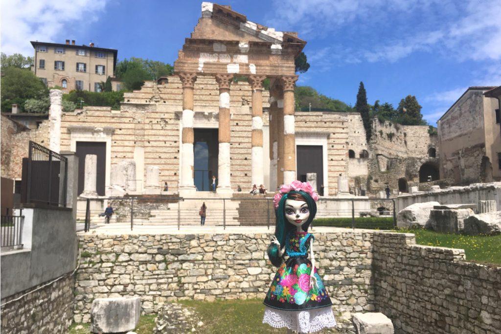 Capitolium di Brescia - sito UNESCO