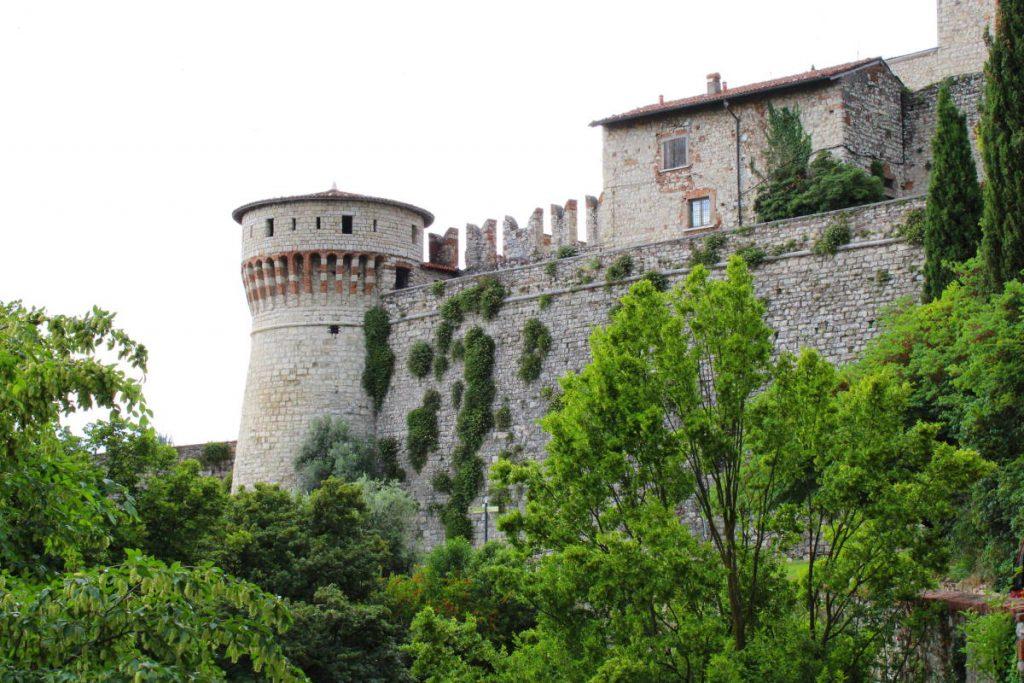 Castello un giorno a Brescia