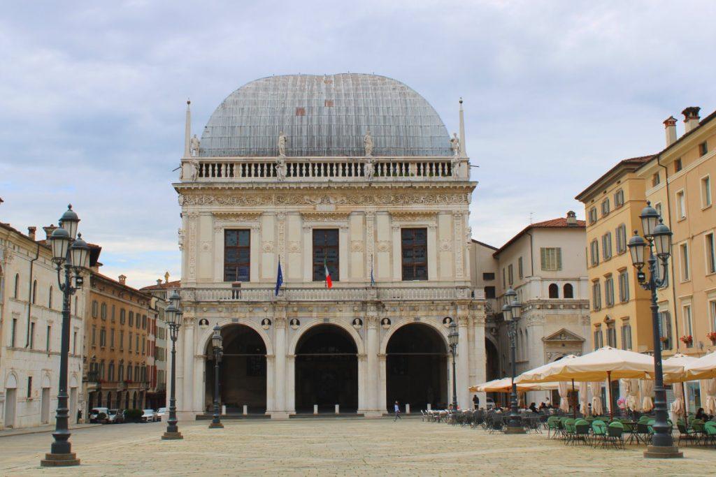 Palazzo della Loggia a Brescia