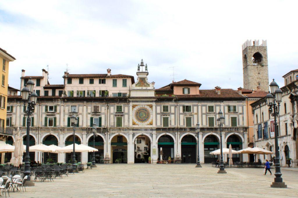Portici Piazza della Loggia