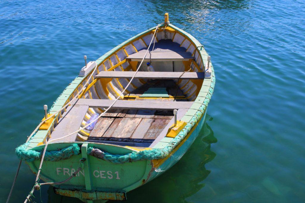 Barca a Malta - Marsaxlokk
