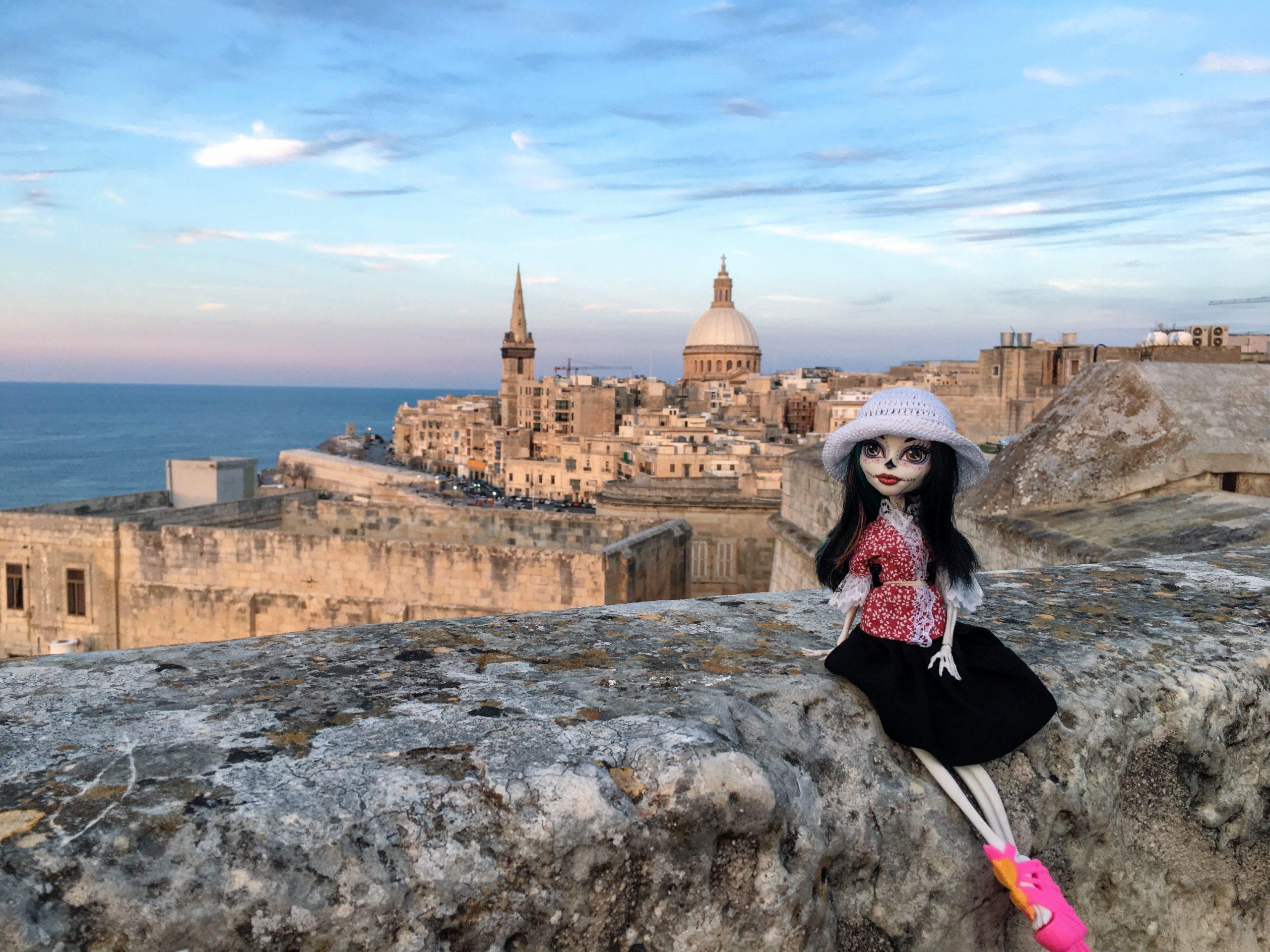 Skyline a Valletta