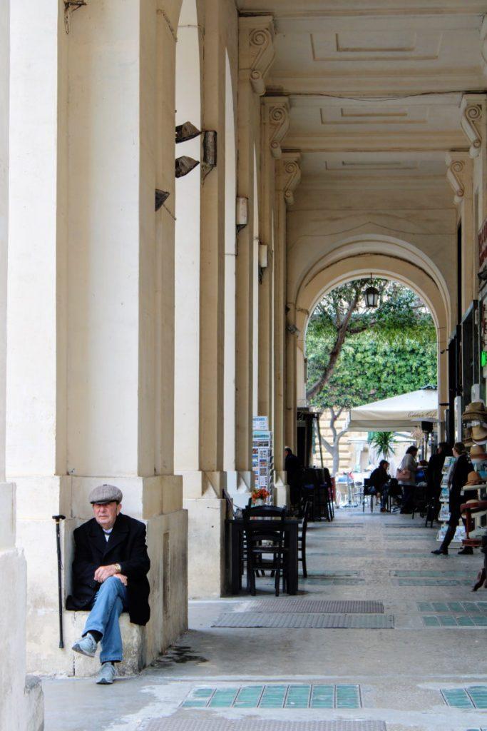 portici Valletta