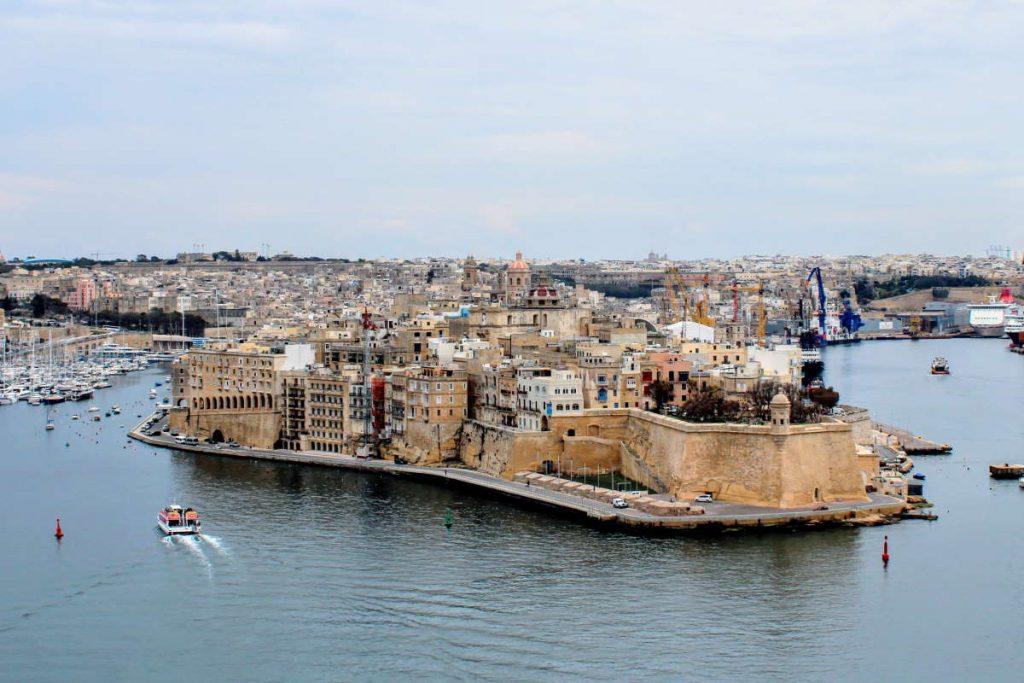 Viaggio a Malta - Senglea