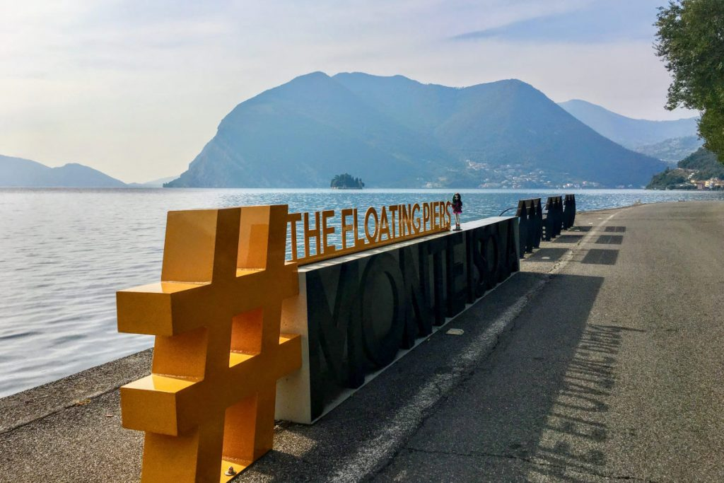 The Floatingpiers - cosa vedere a Monte isola