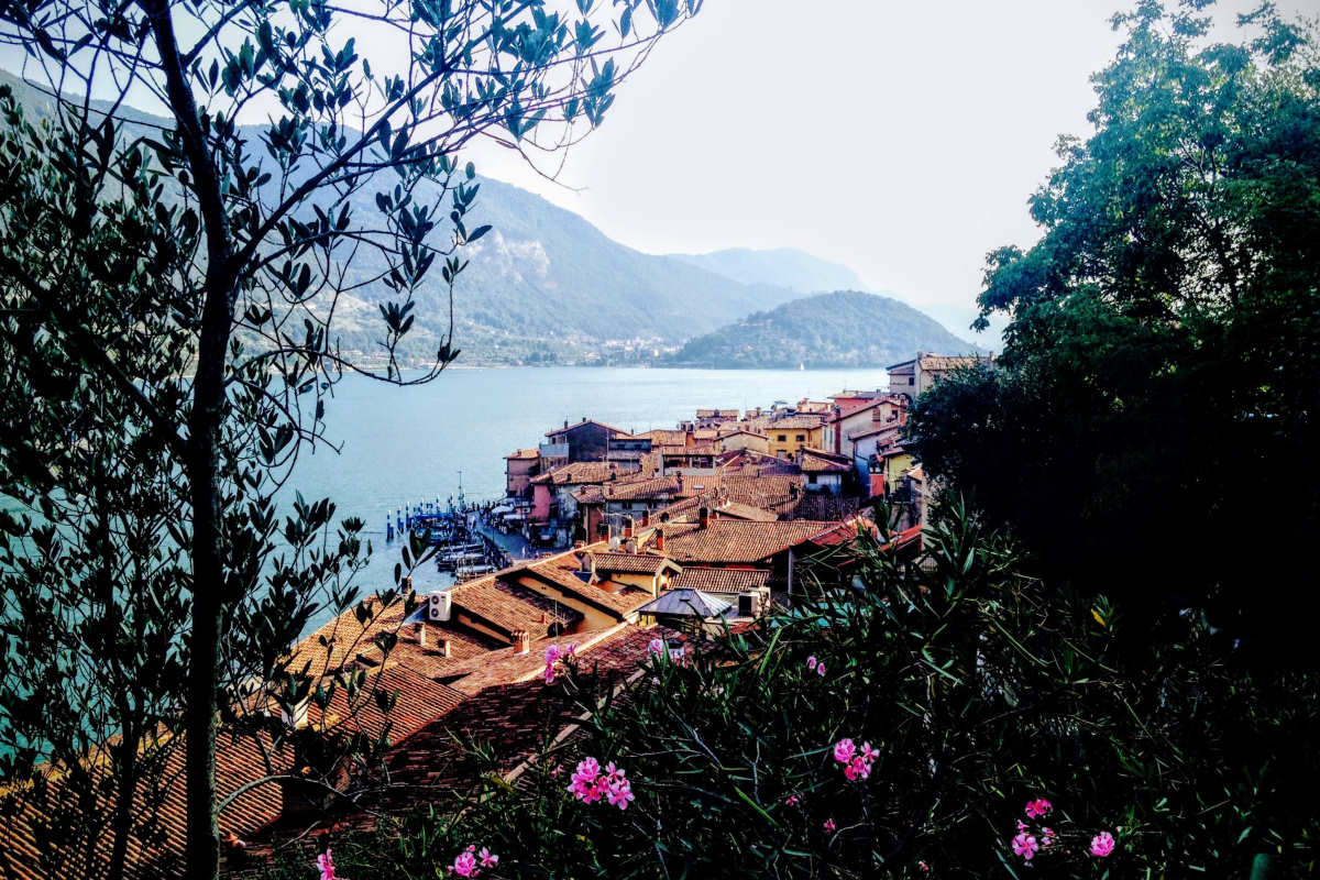 itinerario a monte isola