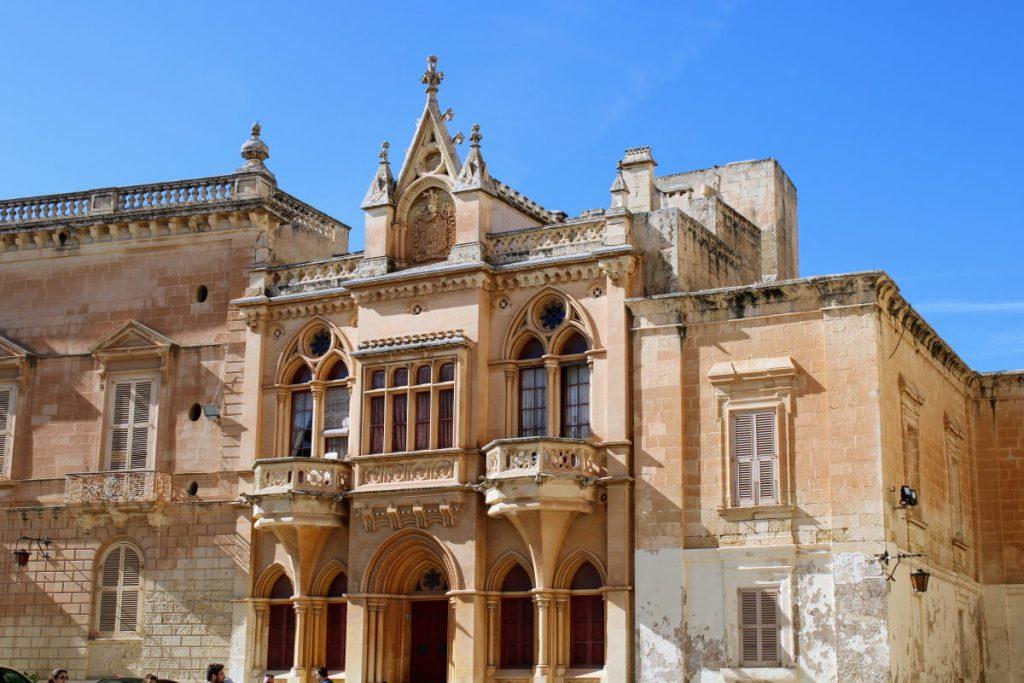 Viaggio a Malta - Mndina