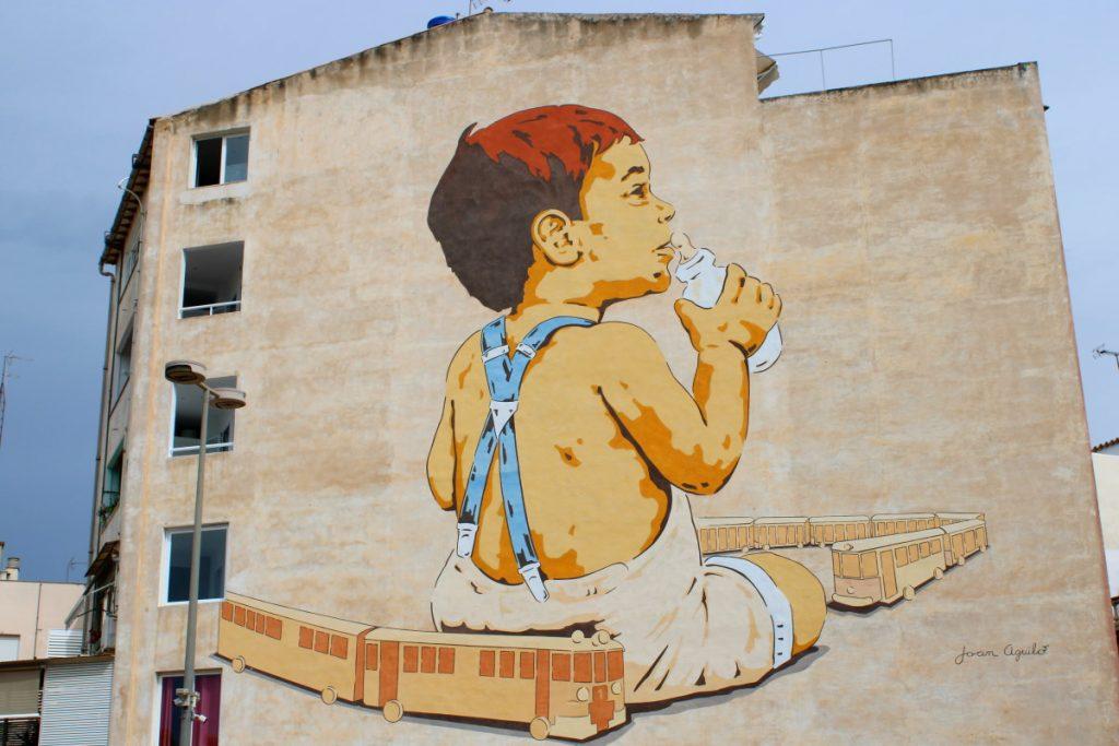 street art Juan Aguilo