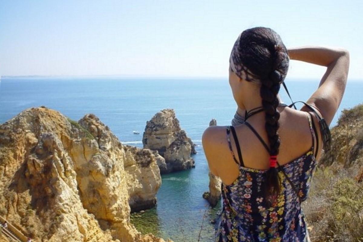 imparare a viaggiare da sola copertina