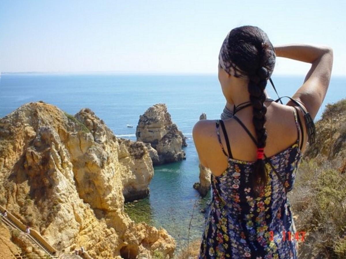 imparare a viaggiare da sola