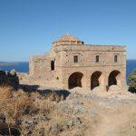 Chiesa Sofia - destinazioni insolite in grecia vista da lontano