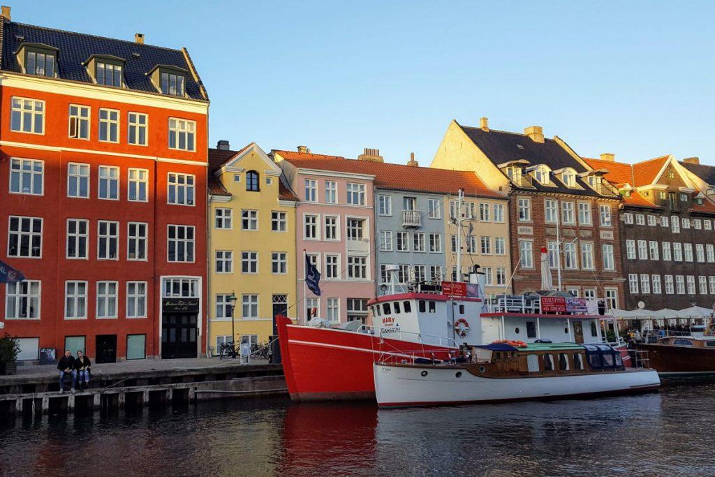 Cosa vedere a Copenaghen al tramonto