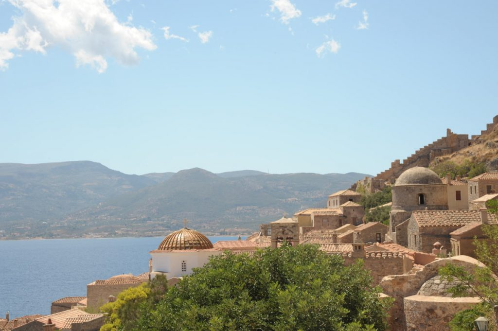 borgo vista monemvasia