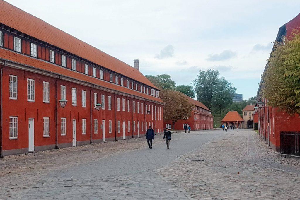Kastellet Copenaghen Cosa vedere