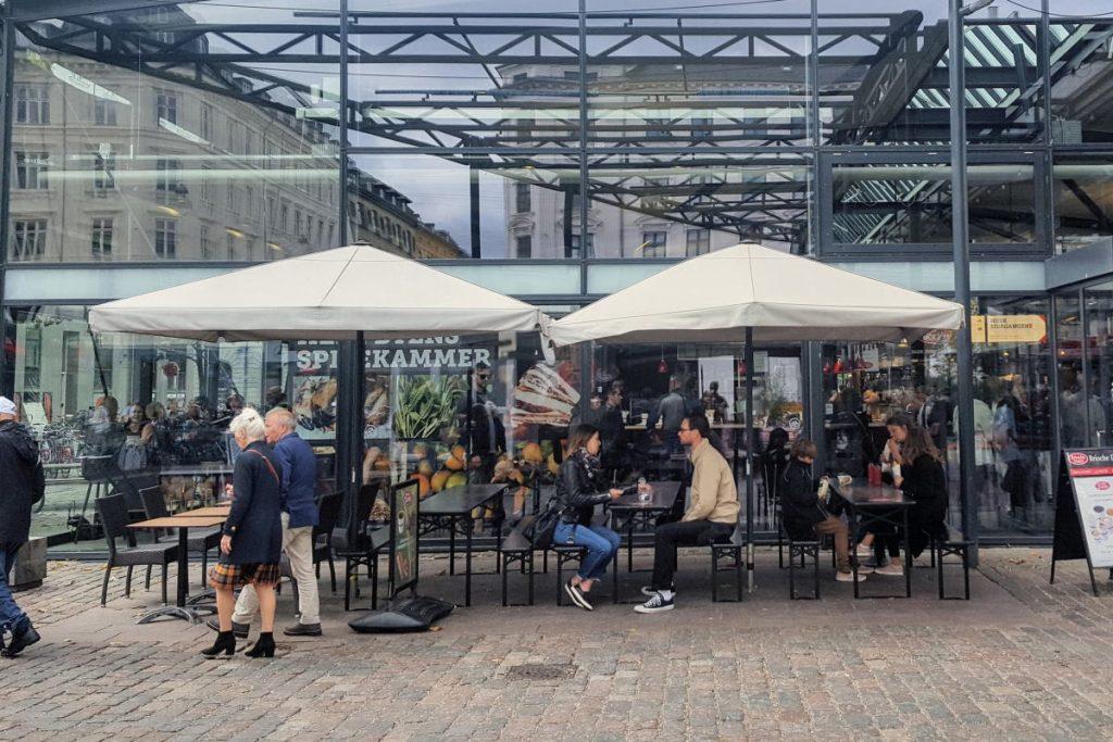 Dove mangiare a Copenaghen openaghen mercato del cibo
