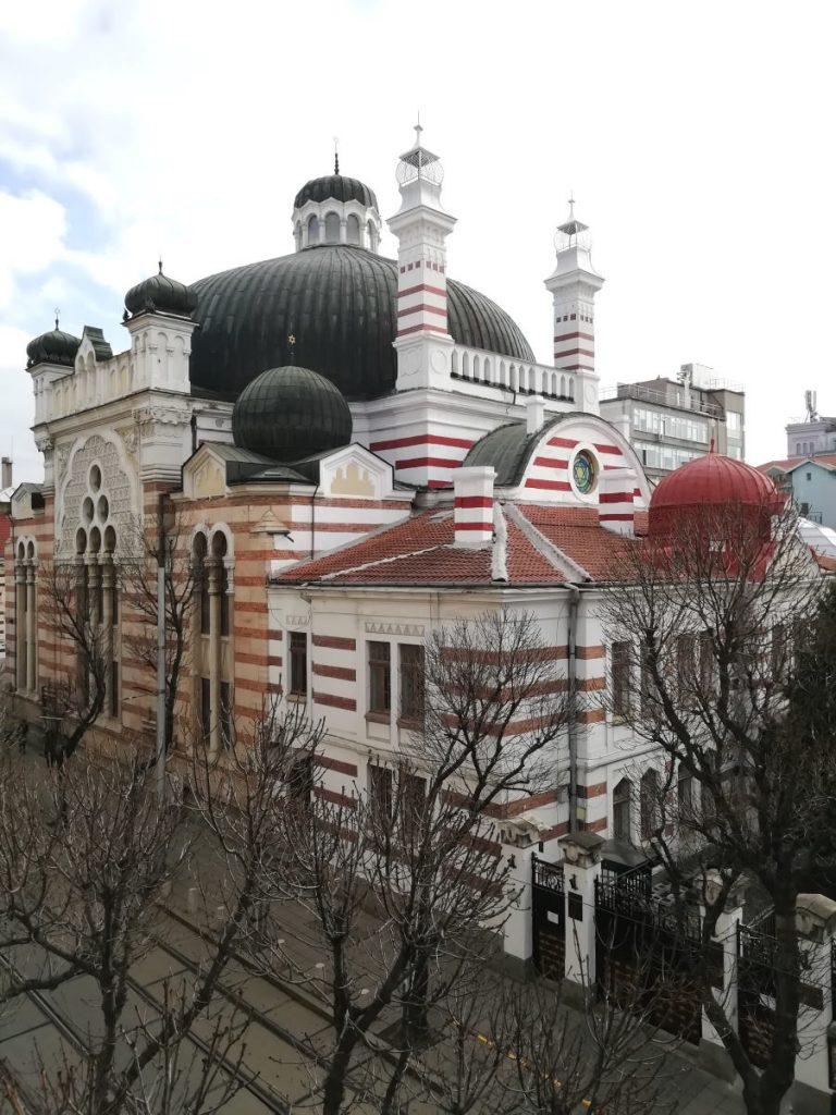 Cosa vedere a Sofia - sinagoga