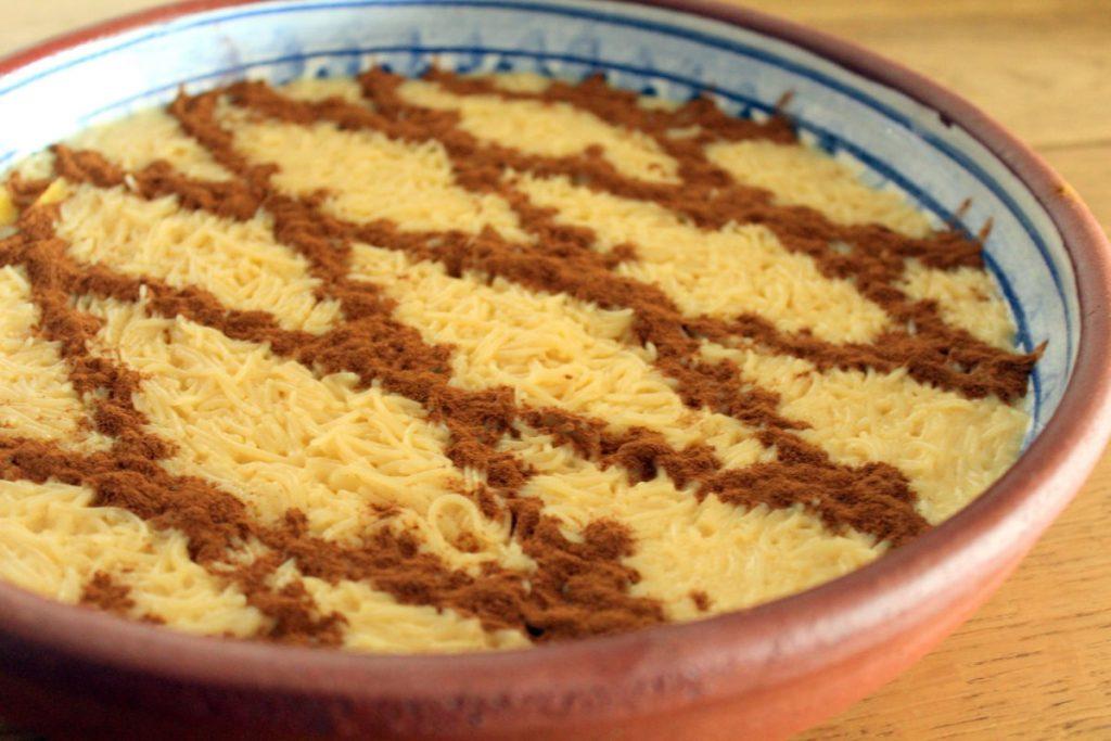 arroz doce da mangiare in portogallo