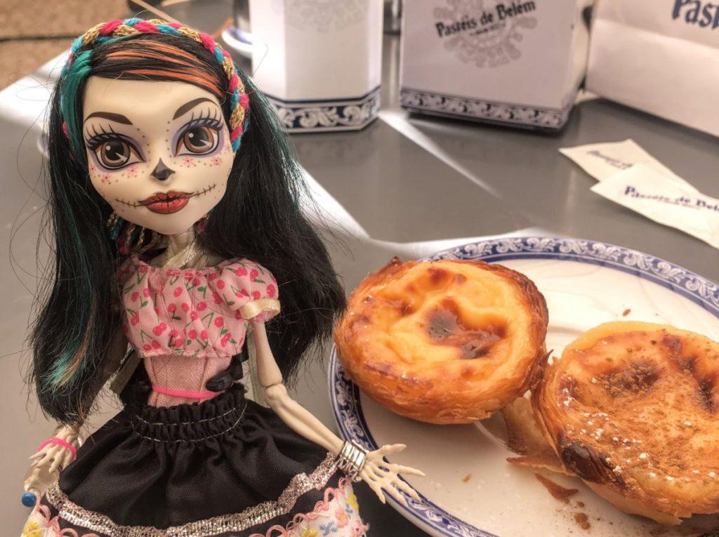 mangiare in portogallo - pasteis de nata