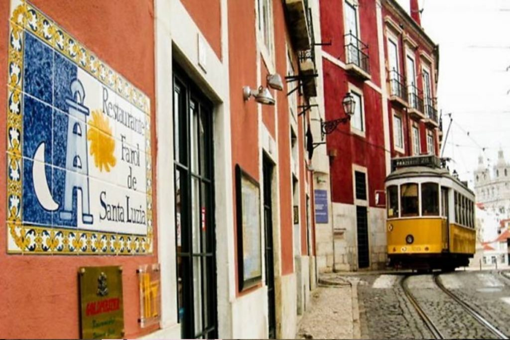 ristoranti top a Lisbona