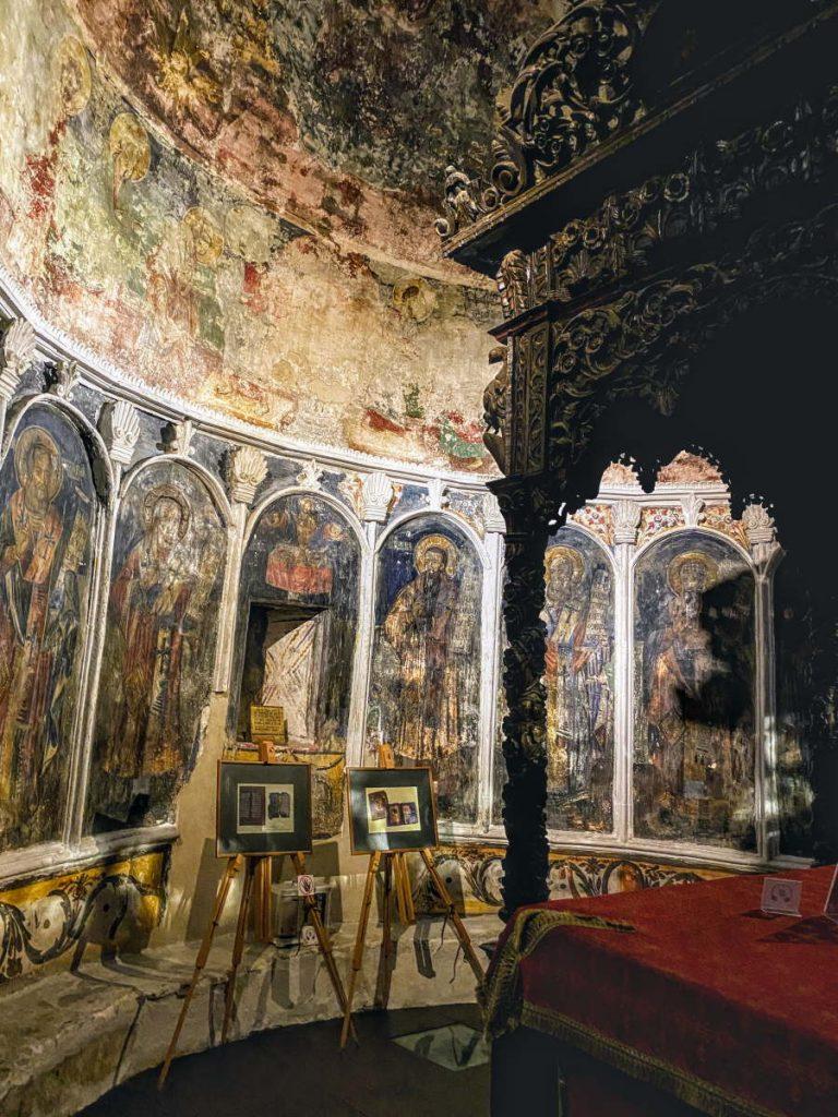 il Museo Nazionale Iconografico Onufri