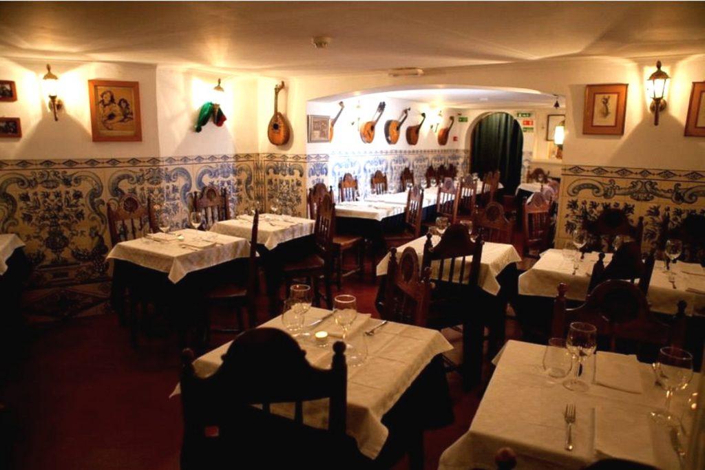 Migliori ristoranti tipici a Lisbona