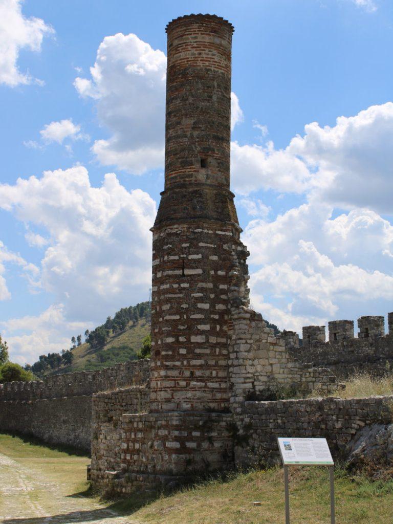 minareto della Moschea Bianca