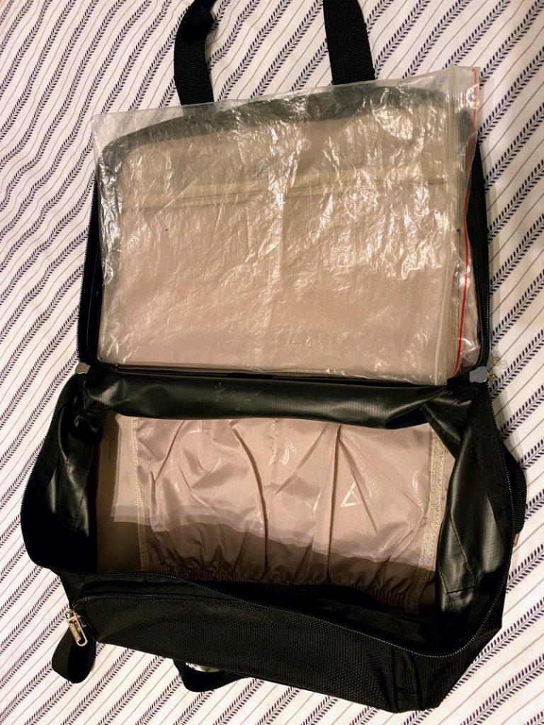 misura per farsi bastare il bagaglio a mano