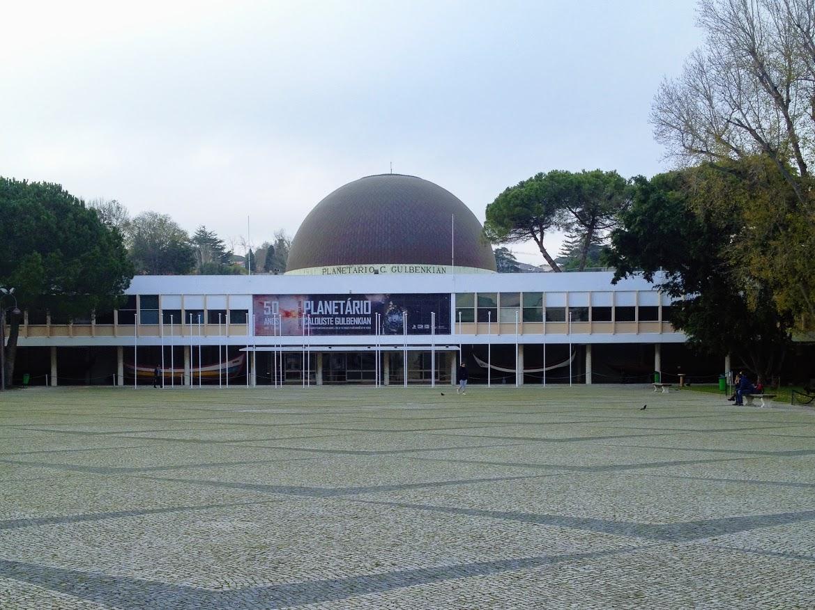 Planetario di Lisbona