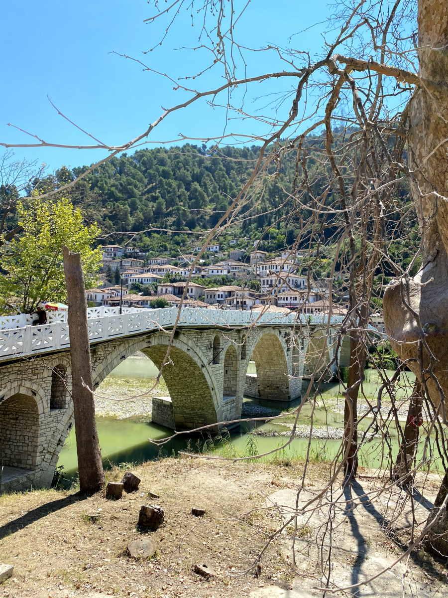 Coda vedere a Berat - Ponte Gorica